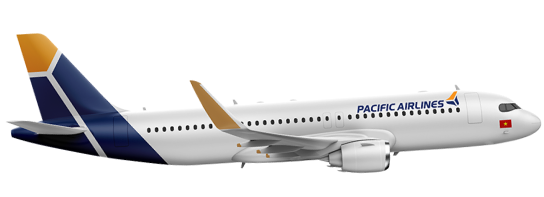 Plane Pacific Airlines